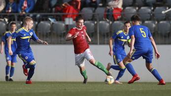A magyar válogatott kijutott az U17-es Eb-re