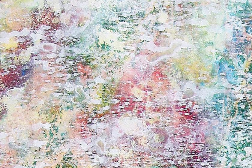 A brightoni Iris Grace Halmshaw hároméves kora óta fest.