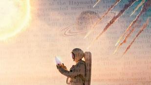 A 18 legmenőbb sci-fi könyvborító, ami valaha készült – hányat olvastál?
