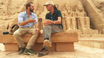 Joseph egyiptomi kalandjai a rokonnal, aki egy Indiana Jonesba oltott Amundsen