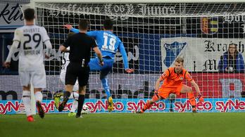 Simán nyert Szalai nélkül a Hoffenheim