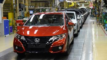 A BMW lakhatja be a Honda hátrahagyott brit üzemét