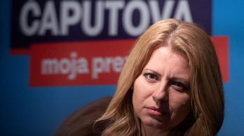 Szlovákia első női államfője lehet az elnökválasztás esélyese