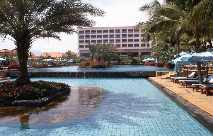Hua-Hin, szálloda