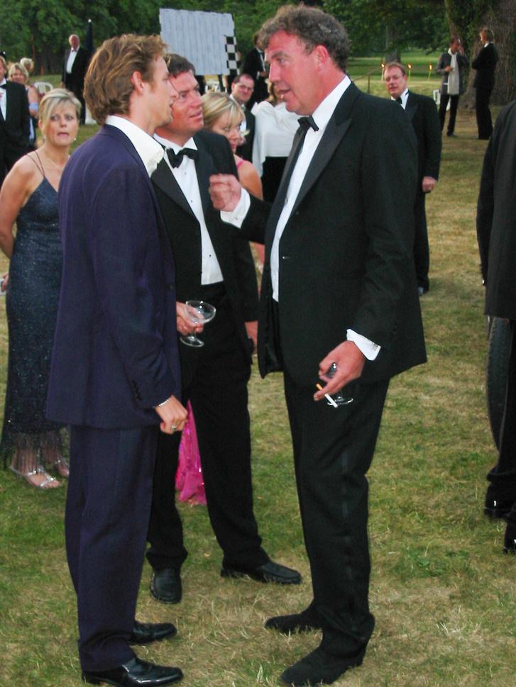 Earl of March és Jeremy Clarkson még vékonyabb kiadásban