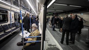 Március 9-től lezárják a 3-as metró Arany János utca és Ferenciek tere állomásait