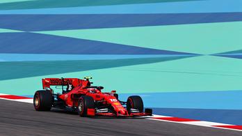 A harmadik edzés is a Ferrarié, kezdhet aggódni a Mercedes