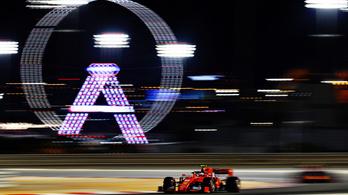 Leclerc körrekorddal a pole-ban, Ferrari első sor Bahreinben