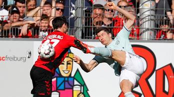 Botlott a Bayern, ismét a Dortmund az élen