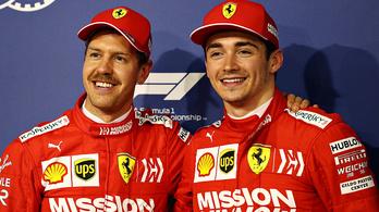 Nem lesz csapatutasítás a Ferrarinál