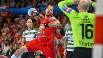 A Veszprém bejutott a férfi kézi BL negyeddöntőjébe
