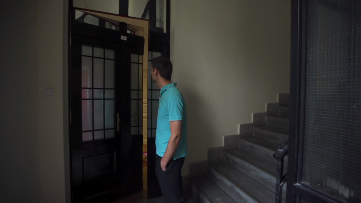 Barcza Gergely, ajtó