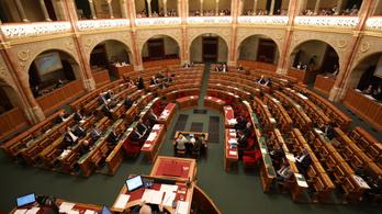 Jövő héten ülésezik utoljára a parlament az EP-választás előtt