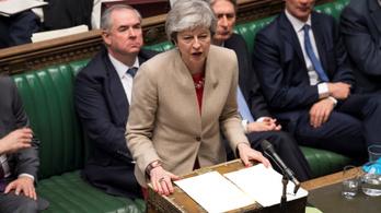 Brexit: May negyedszer is szavaztathat a megállapodásáról
