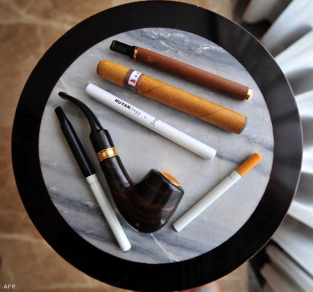 Elektromos dohányáruk