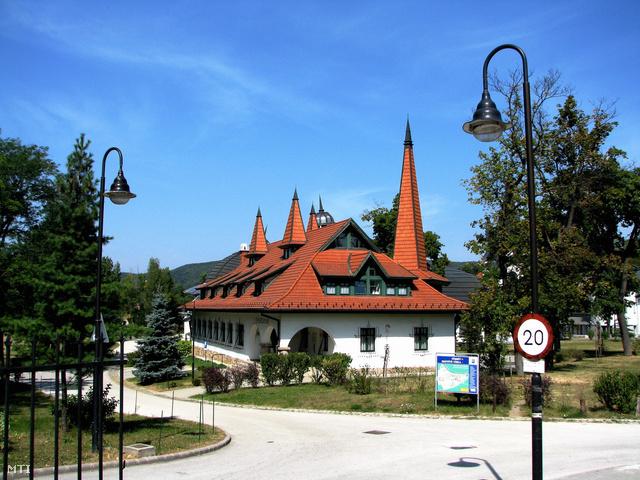 A Pázmány-egyetem Emericanum épülete a Kvadrum kft. tervei alapján készült