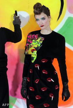 Manish Arora, 2012-2013. ősz-téli divatbemutató a párizsi divathéten