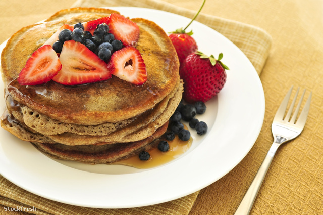 stockfresh 126722 stack-of-pancakes sizeM