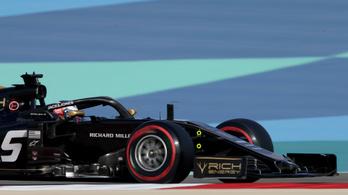F1: Grosjeané 2019 első rajtbüntetése