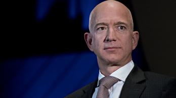 Szaúd-Arábia törhette fel Jeff Bezos mobilját