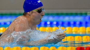 Átszabja az úszószövetség az edzőtáborozást Verrasztó kifakadása miatt