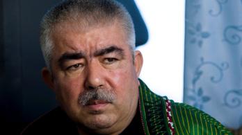 Egy út alatt háromszor próbálták meggyilkolni az afgán alelnököt