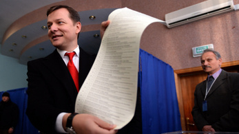 Három év börtönt kockáztat egy ukrán elnökjelölt