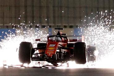 Vettel kiesett