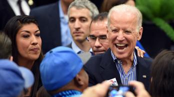Csak nem ül el Obama alelnökének csókolgatási ügye
