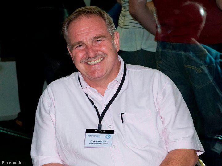 Prof. David Nutt