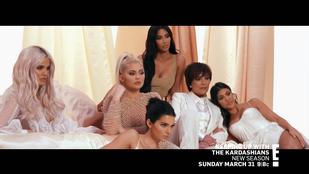 Okosba megoldották, nem mentek messze, hogy új szupersztárja legyen a Kardashian-sorozatnak