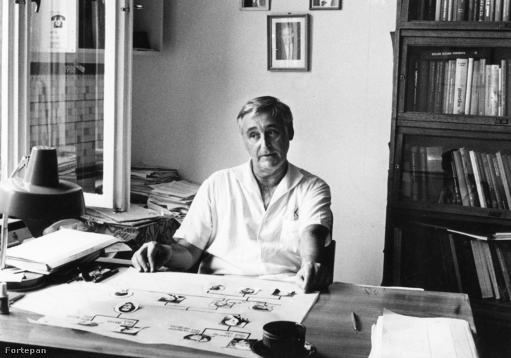 Czeizel Endre 1988-ban