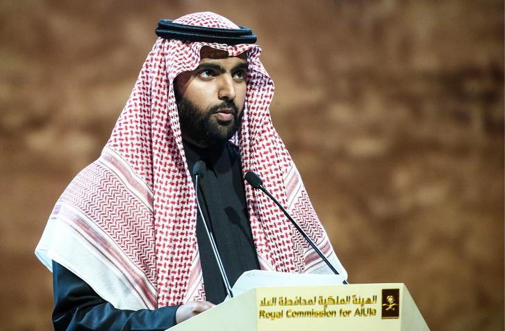 Badr bin Abdullah bin Mohammed bin Farhan al-Saud