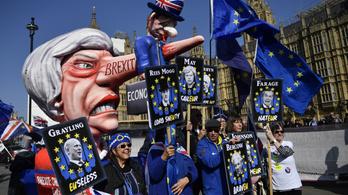 Brexit: megint leszavazták az összes alternatív javaslatot az alsóházban