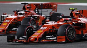 Leclerc ellenszegült a Ferrari csapatutasításának