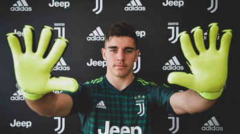 Senkó Zsombor aláírt a Juventushoz