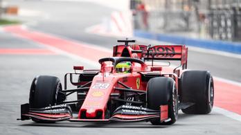 Mick Schumacher 2. idővel zárta élete első F1-tesztjét