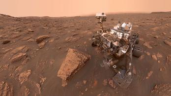 Most van a legnagyobb esély, hogy a Curiosity életet találjon a Marson