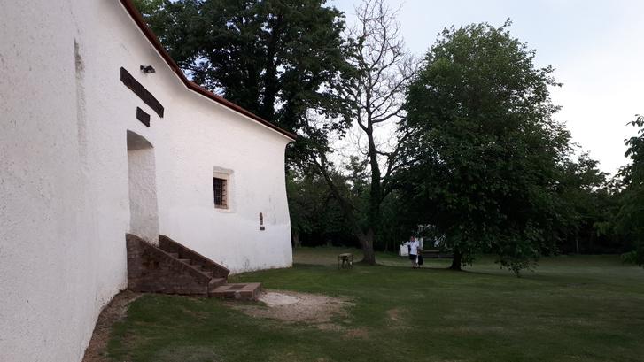 A balatonszentgyörgyi Csillagvár eredetileg a Festeticsek vadászkastélya volt.