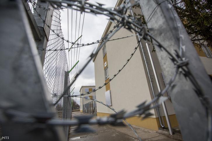 Az új kiskunhalasi börtön munkacsarnoka az átadás napján, 2019. február 22-én.