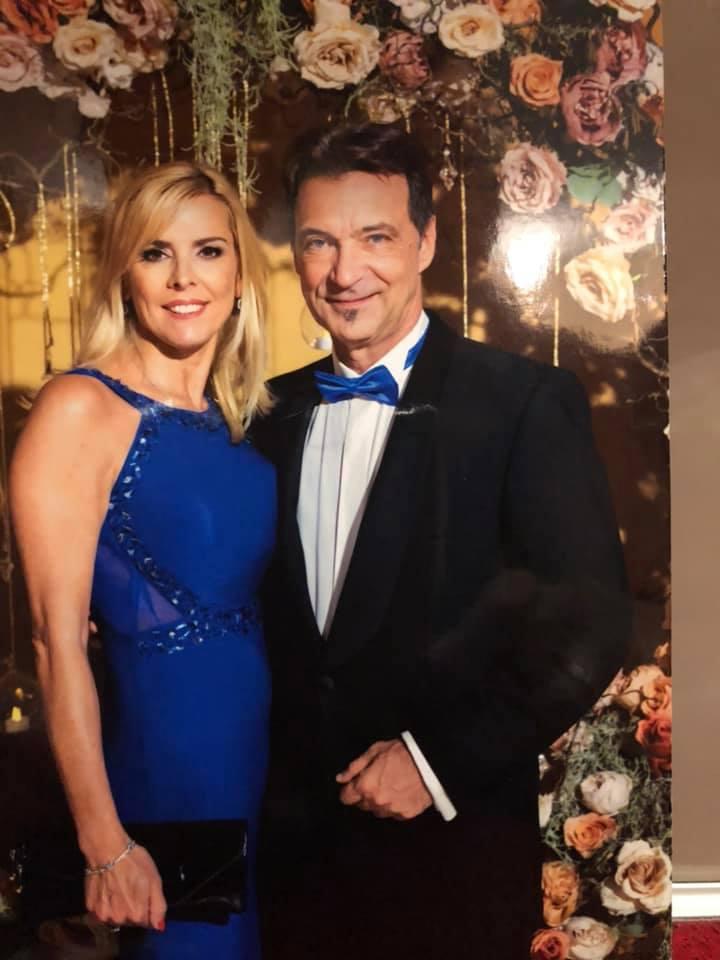 Hajas László és felesége, Judit hét év után, 2005-ben házasodott össze, és a mai napig elképesztően szeretik egymást.