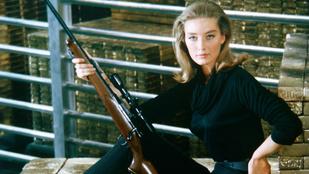 Meghalt a Bond-lány, aki a Goldfingerben szerepelt