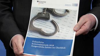 Németországban megint csökkent az erőszakos bűncselekmények száma