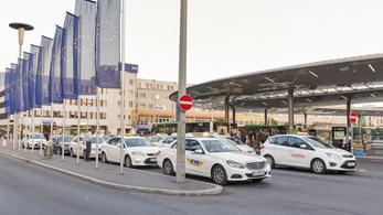 Háromszázezer forintért taxiztak Grazból Pécsre, de nem fizették ki a sofőrt