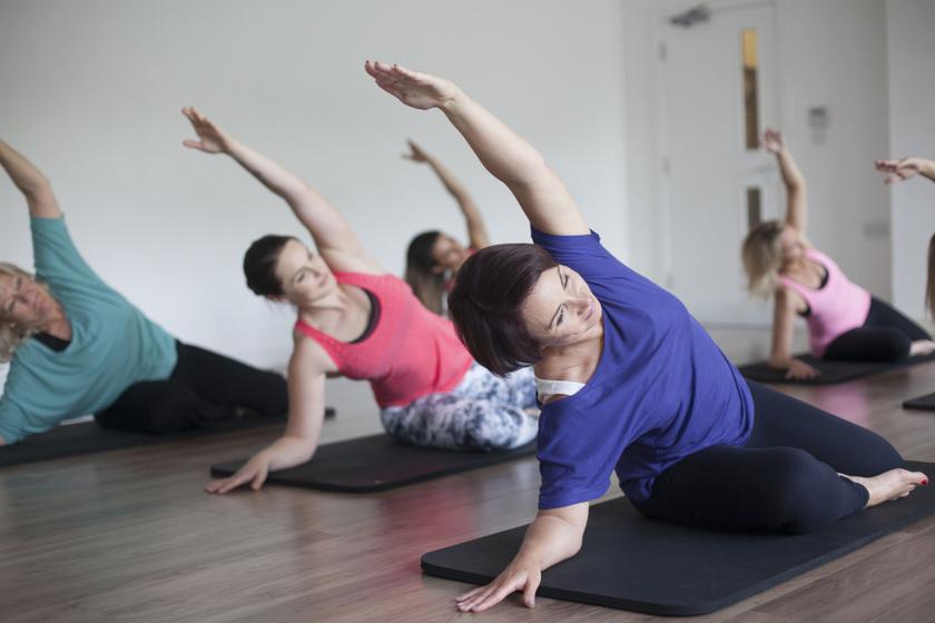 Segítik az emésztőszervek működését: 9 jótékony mozgásforma, ami IBS-sel is ajánlott