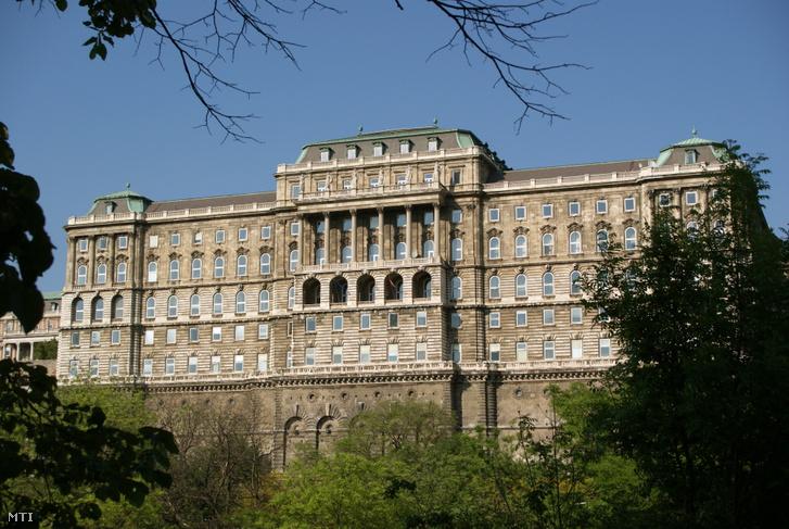 A Széchényi Könyvtár
