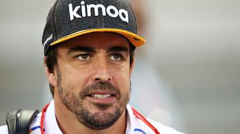 Alonsónak tetszik a 2019-es McLaren