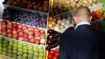 Ha marad az aszály, elszáll a zöldség és a gyümölcs ára