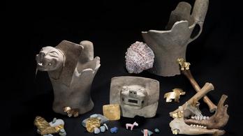 Példátlan régészeti leletekre bukkantak a Titicaca-tó mélyén