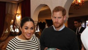 Meghan hercegné és Harry herceg Instagram-rekordot döntöttek